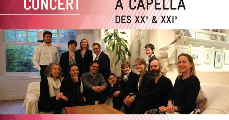 Concert – Auderghem – 27 mai 2018