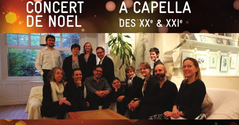 Concert : December the 8th at Ixelles